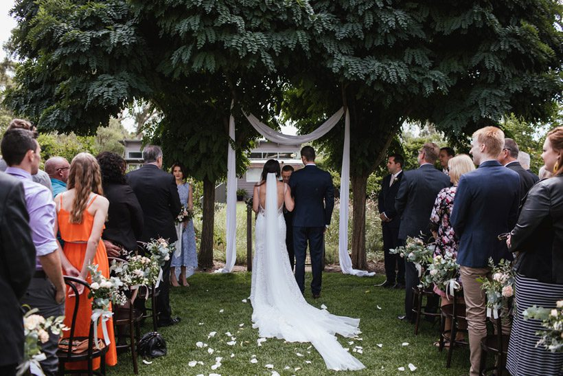 garden wedding Calgary whitewall weddings