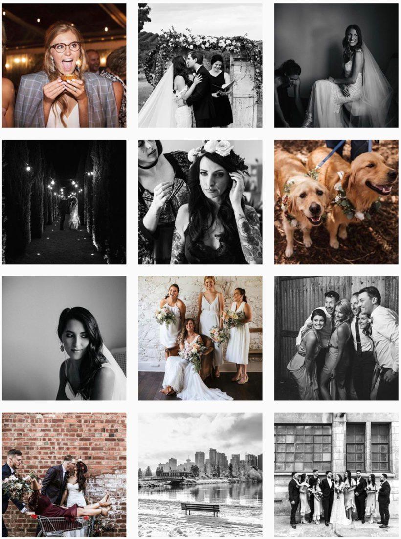 calgary wedding photographers on instagram.