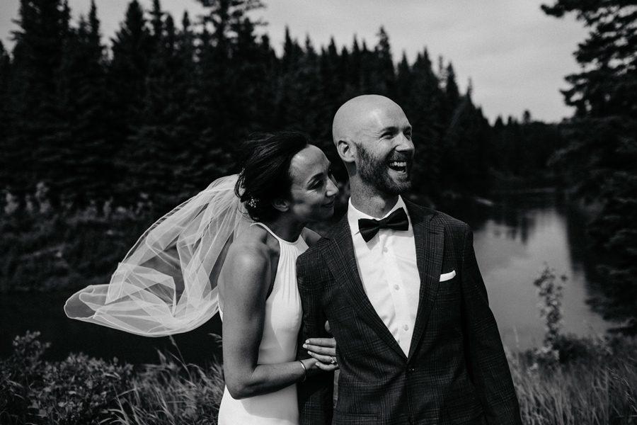 Calgary Family Estate Wedding